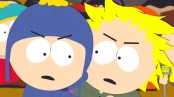 Craig and Tweek from South Park