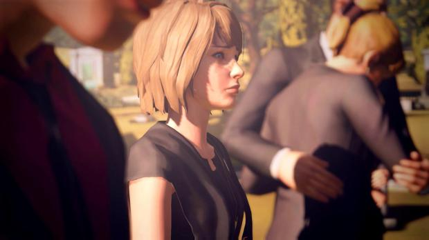 Arcadia Bay is safe, but the one person Max tried so hard to save is gone. | © Square Enix