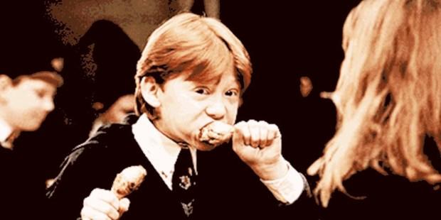 Ron Weasley in Harry Potter | © JK Rowling