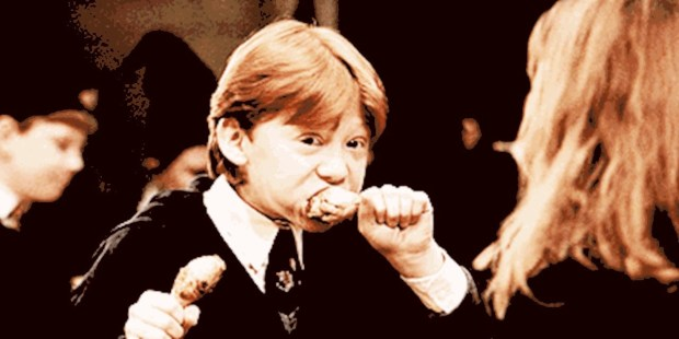 Ron Weasley in Harry Potter | © JK Rowling