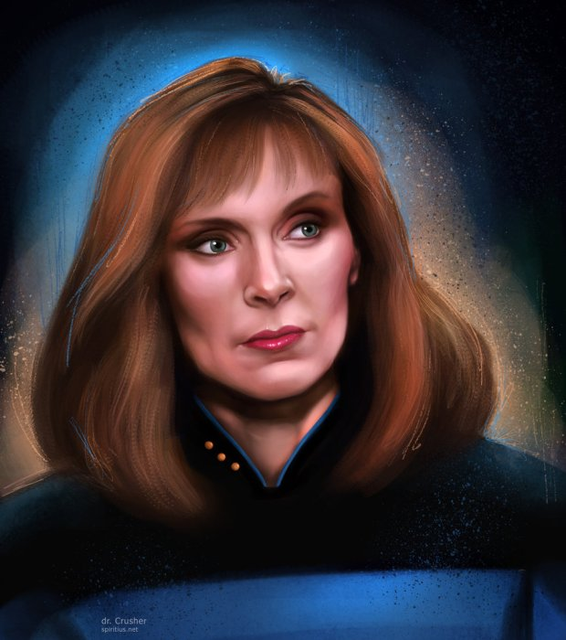 star_trek__doctor_crusher_by_spiritius-d7tma9w