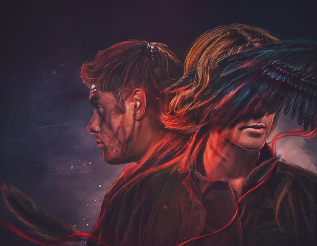 The Supernatural Appeal of Wincest – FAN/FIC Magazine