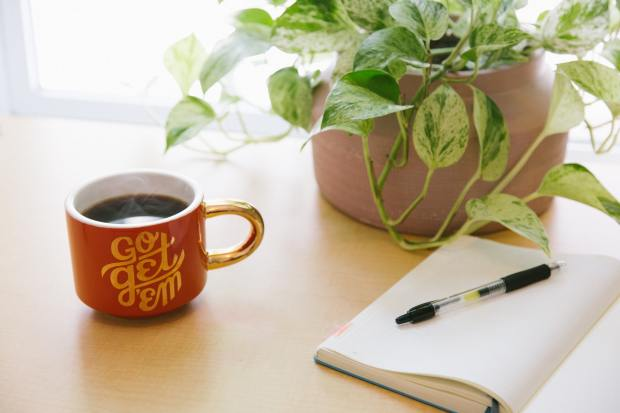 writing-plant-coffee